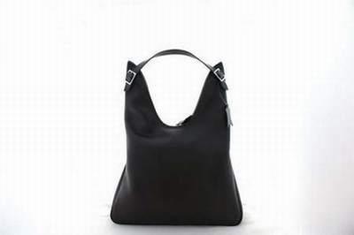 sac à main noir cuir