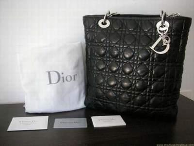e1d25e7a914 sac lady dior cuir noir prix